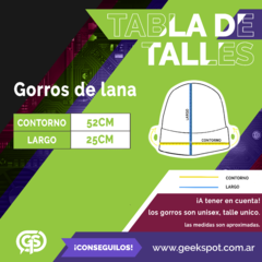 Gorro Lana IT Lover - comprar online