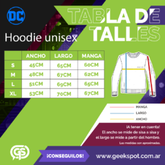 Campera Superman - comprar online