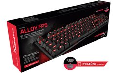 Teclado Alloy FPS Cherry MX Red - comprar online