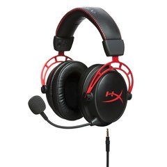 Auricular Cloud Alpha Rojo Headset en internet