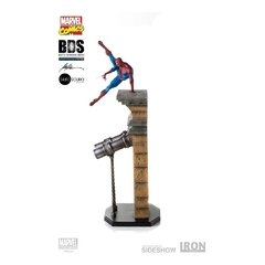 Iron Studios - Spider-Man Bds Statue - Spider-Man Art Scale 1/10
