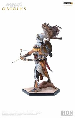 Iron Studios - Assassin'S Creed Origins - Bayek Art Scale 1/10 - tienda online