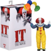"It - 7"" Collectible Fig - Ultimate Pennywise (1990 Miniseries)"