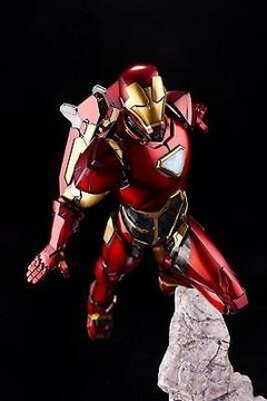 Iron Man Lim Ed (1/10) Marvel Comics - Kotobukiya en internet