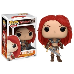 Funko Red Sonja (158) - Red Sonja (Marvel)