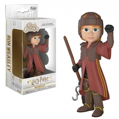 Funko Rock Candy Ron Weasley Quidditch - Harry Potter (HP