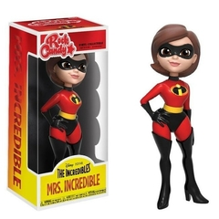 Funko Rock Candy Miss Incredible - The Incredibles (Disney)