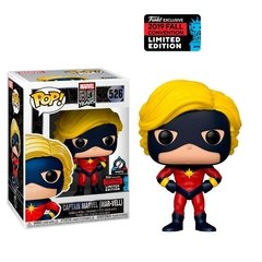 Funko CC Captain Marvel 1st App. (526) - Marvel 80th (Marvel)