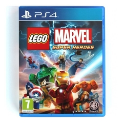 PS4 Lego: Marvel Super Heroes