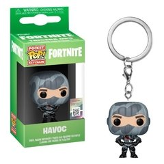 Funko Keychain: First Light S2  Havoc - Fortnite (Games)