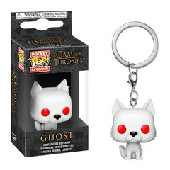 Funko Keychain: Ghost - Game Of Thrones (TV)