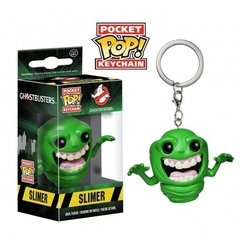Funko Keychain: Slimer - Ghostbusters (Movies)