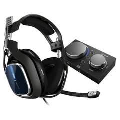 PS4 Auricular A40TR+Mix Amp Pro Headset