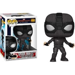 Funko Spidy Stealth Suit (469) - Spidy Ffh (Marvel)