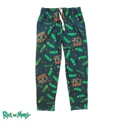 Pickle Rick Pants