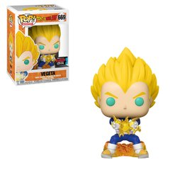 Funko CC Final Flash Vegeta (669) - Dragon Ball Z (TV)