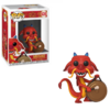 Funko Mushu With Gong (630) - Mulan (Disney)