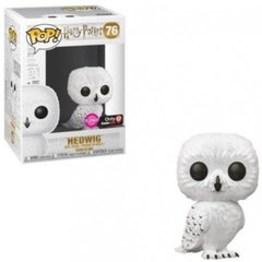 Funko Hedwig Flocked (76) - HP (HP)