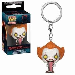 Funko Keychain: Pennywise W/ Dog Tongue - IT (Movies)