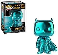 Funko CC Batman Teal Chrome (144) - Batman (DC)