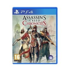 PS4 Assassin's Creed Chronicles Trilogy