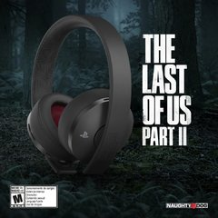 Headset PS4 The Last Of Us Part 2 Edition