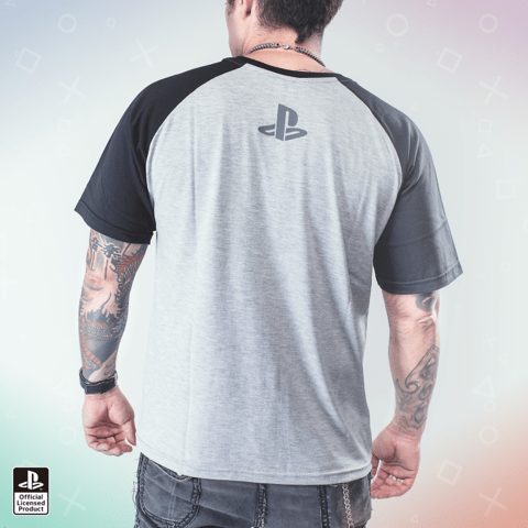 Remera PS Symbol Shadow Hombre