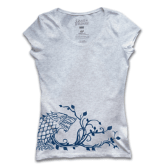 Remera Lady Of Winterfell Mujer