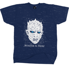 Remera Night King Hombre
