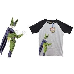 Remera Cell (Dragon Ball)