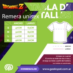 Remera Cell (Dragon Ball) - comprar online