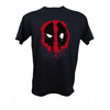 Remera Deadpool Cara Negra