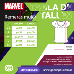 Remera Guantelete Mujer - comprar online