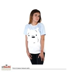 Remera Polar Hombre (We Bare Bears) - comprar online