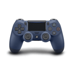 PS4 DS4 Midnight Blue