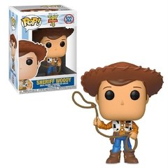 Funko Woody (522) - Toy Story 4 (Disney)