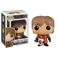 Funko Tyrion W/Scar Battle Armour (21) - Game Of Thrones (GOT)