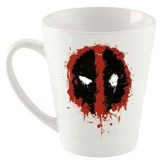 Taza Cónica Deadpool