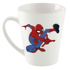 Taza Cónica Spiderman