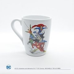 Taza Conica DC Justice League