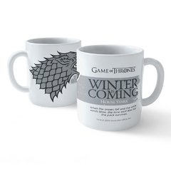 Taza Motto House Stark