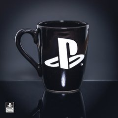 Taza PS Black