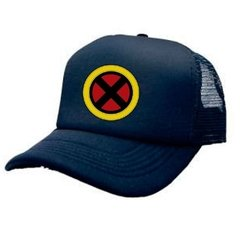 Gorra Trucker X-Men Logo Azul