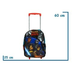 Mochila Carro Mediana Star Wars Revels