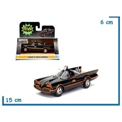 Batimovil - Batman Classic Series (1/36)