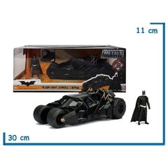 Batimovil+Muñeco - Batman Dark Knight (1/24)