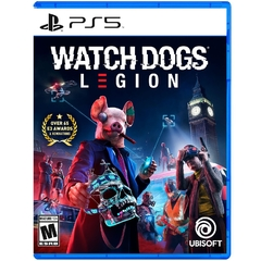 PS5 Watchdogs Legion