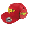 Gorra Visera Wonder Woman Roja