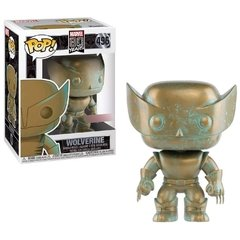 Funko Wolverine (496) - Marvel 80th (Marvel)