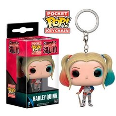 Funko Keychain: Harley Quinn - Suicide Squad (DC)